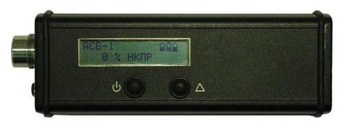 Анализатор-сигнализатор взрывоопасности АСВ-1