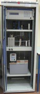 Генератор газовых смесей паров этанола в воздухе ЭТАНОЛ-1