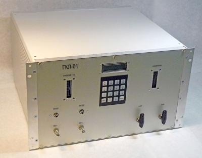 Фотолюминесцентный газоанализатор ГКЛ-01