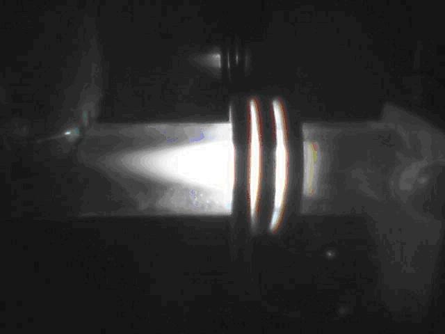 Индуктивно-связанная плазма в закрытой горелке ЭРИДАН 500
