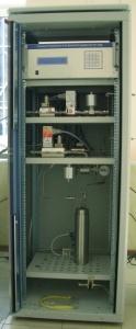 Генератор влажного газа высокого давления ГВГ-03-ВД