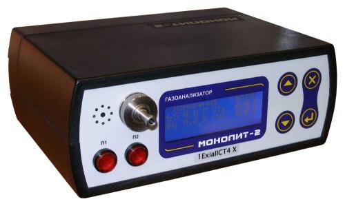 Газоанализатор МОНОЛИТ-2